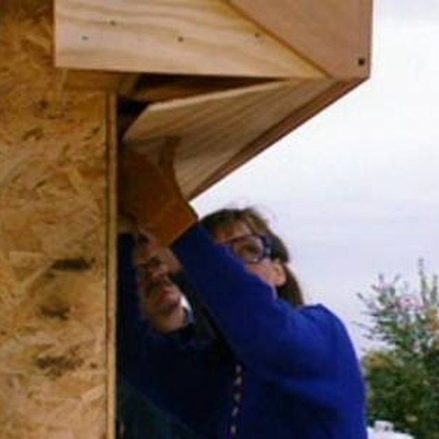 How To Replace Soffits Fascia Homesteady Home Improvement Projects Home Projects Home Repair