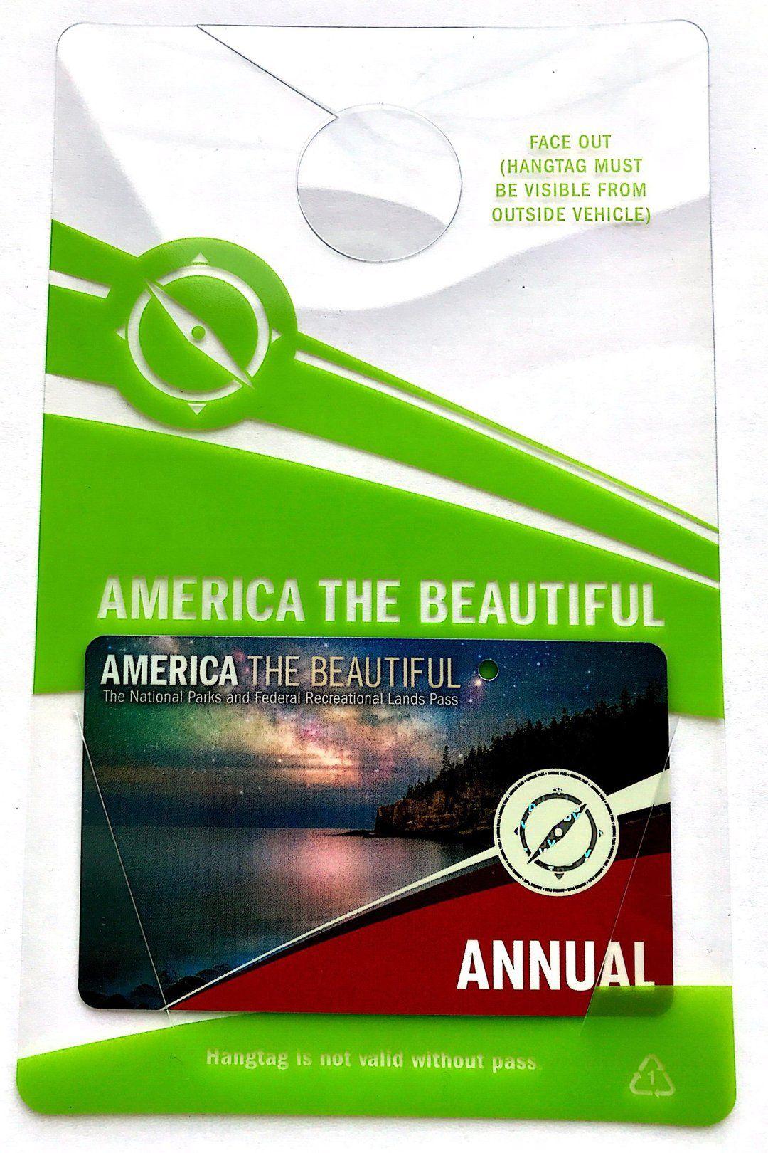 America the Beautiful National Park Pass Expires April