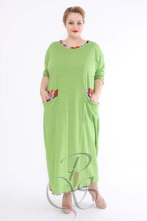 9514c4a27 Коллекция женской одежды больших размеров в стиле бохо итальянского бренда  Boho Style, 2017
