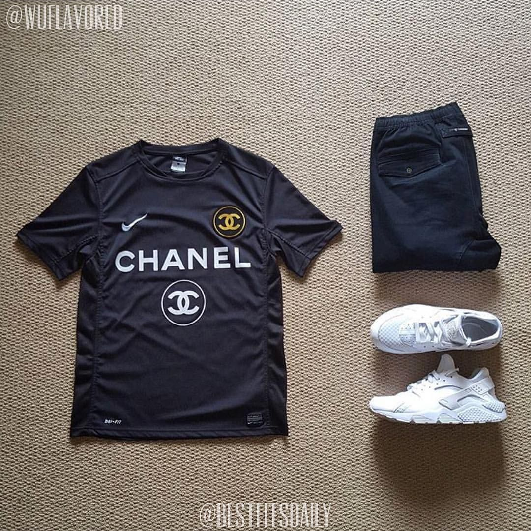 Bestfitsdaily On Instagram Soccer Jerseys Are Lit Right Now Fit From Wuflavored Thanks For Tagging Bestfitsda Hype Clothing Mens Outfits Mens Fashion