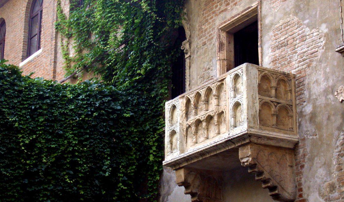 Juliet's House, Verona Best wedding locations in Italy