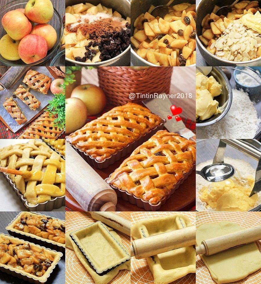 Tintin Rayner Di Instagram Classic Apple Pie Made By Tintinrayner Pagiii Momiii2 Bikin Apple Pie Requestt Keluarga Niiii Soaln Resep Pie Apel Resep Masakan