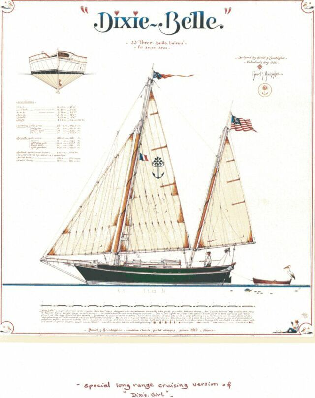www.classic-yacht-design.com 3ladies 2-dixies-girl dg.html | barco ...