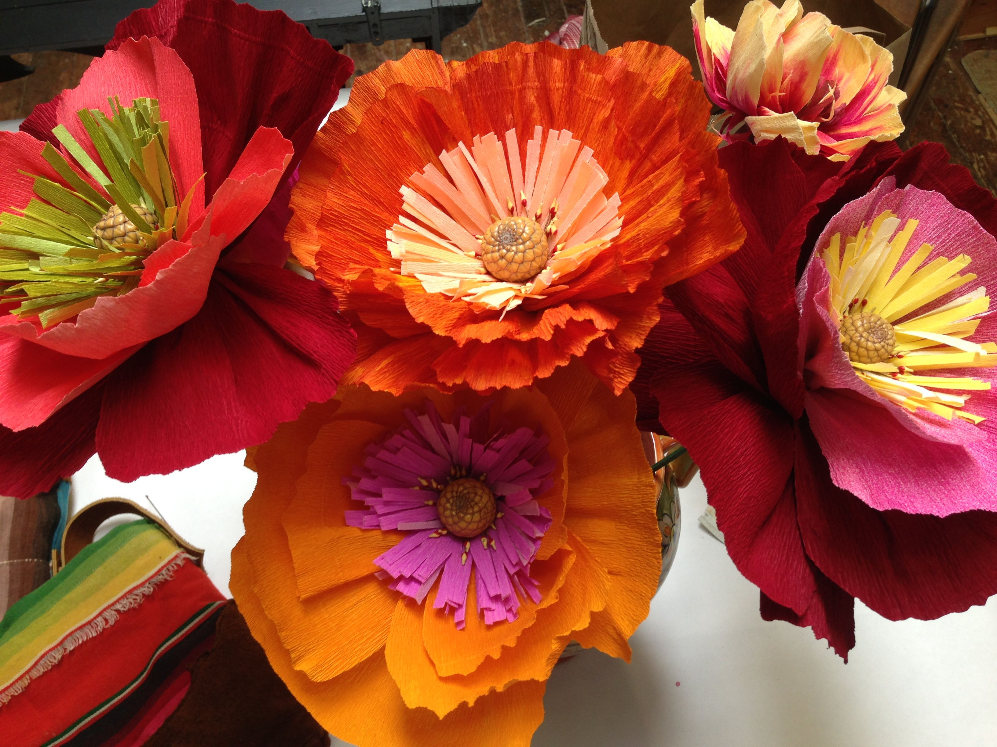 I love to make mexican crepe paper flowers using a very stiff high i love to make mexican crepe paper flowers using a very stiff high quality crepe paper mightylinksfo
