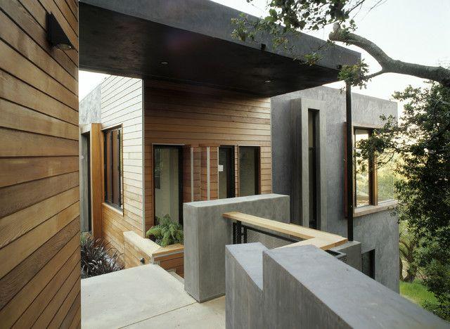 Walden Residence Modern Entry Modern Exterior Exterior Design Architect House