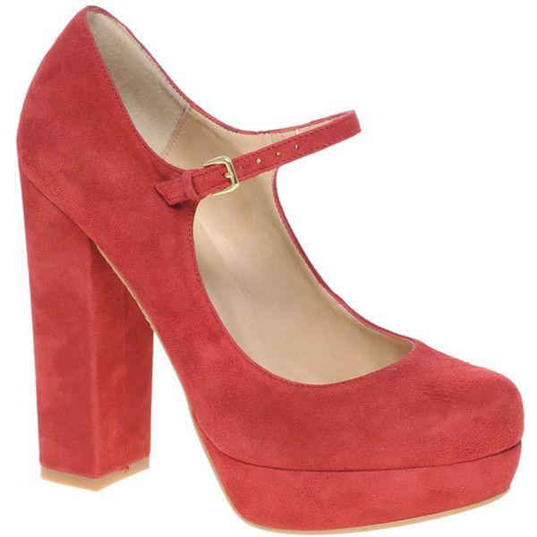 Compre barato Visite Nuevo Zapatos rojos Dune para mujer Recomendar precio barato Fechas de liberación Descuento de envío gratis sF0ZzmR