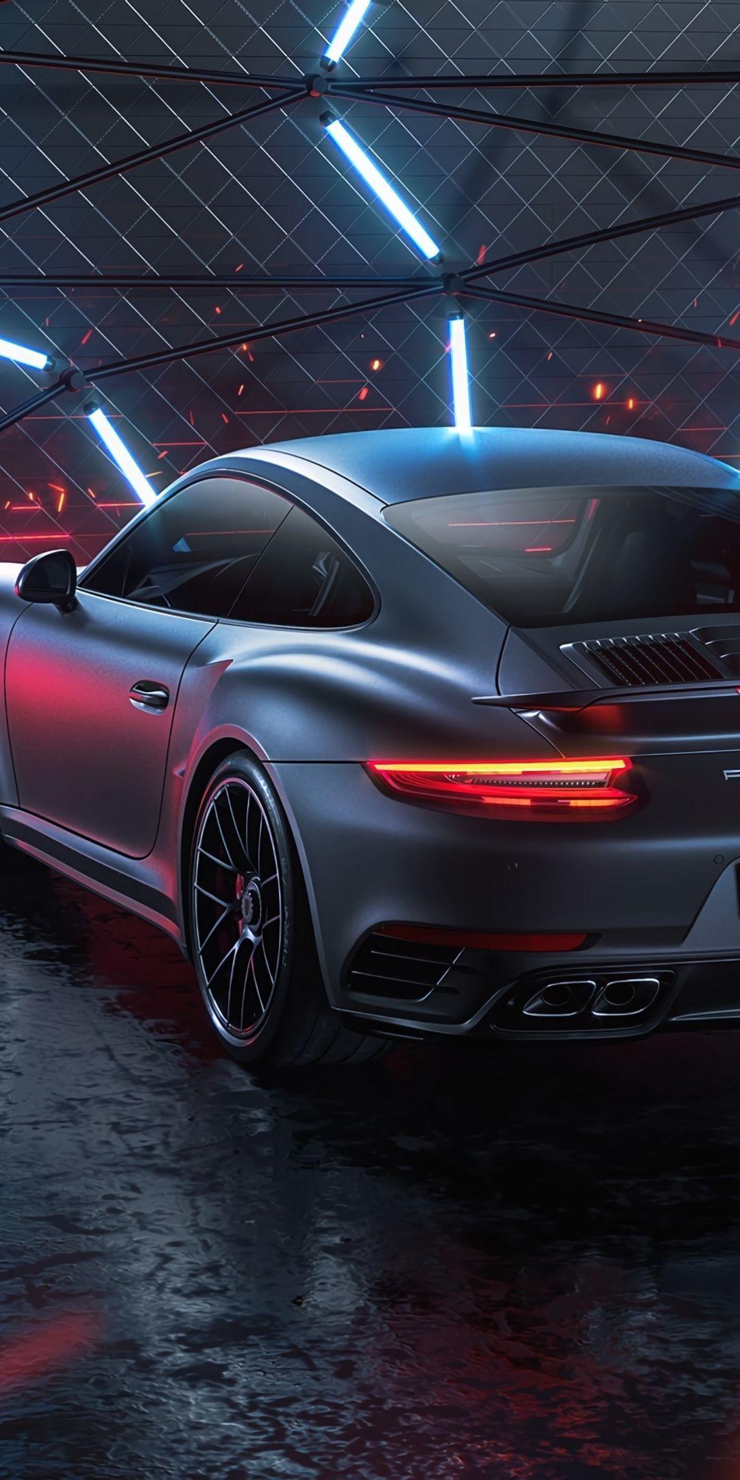 1080x2160 Porsche 911 Turbo S Porsche Car Art Wallpaper 911 Turbo S Porsche 911 Porsche 911 Turbo