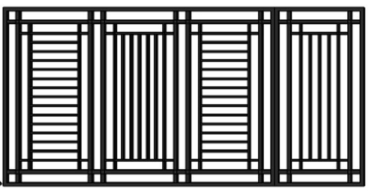 10+ Gambar Pintu Lipat Pagar Minimalis, Percantik Hunian!