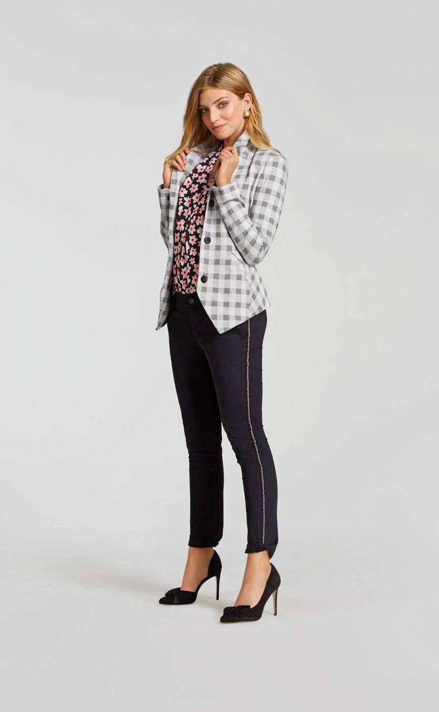 b2a01fff2b9355 cabi's The Peyton | CAbi Spring 2018 | Fashion, Fashion pants, Pants