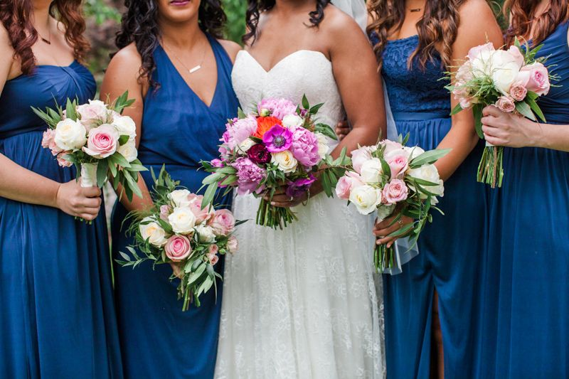 Birds of a Feather Photography Blog | London Town Historic Gardens Wedding :: Allie and Brian