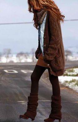 Winter Browns