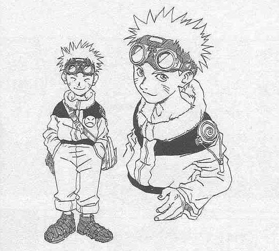 Create Your Naruto Character