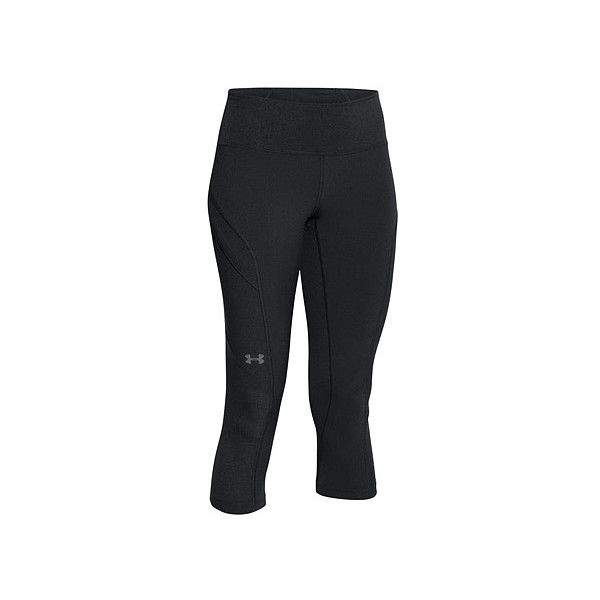 6e6a819f0cf Under Armour UA Armourvent Trail Capri ( 60) ❤ liked on Polyvore featuring  activewear