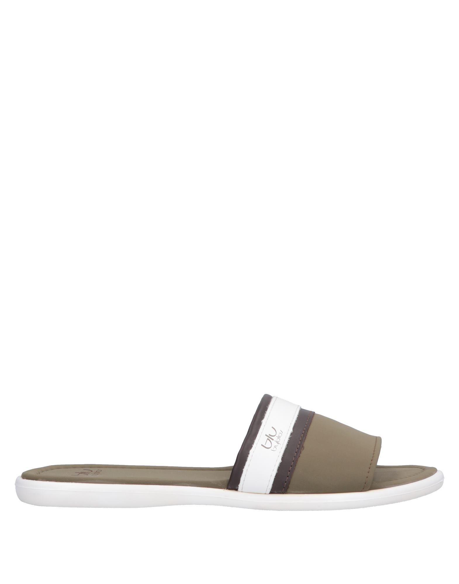 adaa4c808 Blu Byblos Sandals - Men Blu Byblos Sandals online on YOOX United States -  11612684FA