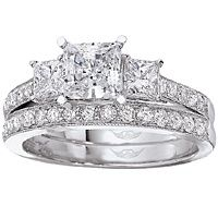 wonder if this is what my wedding band looks like?!?! i would have thought tiny square diamonds...
