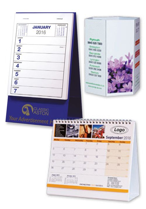 Have you thought about ordering Calendars to distribute amongst your customers, suppliers, valued contacts? What better way to promote your business for the next 12 months?  With a wide variety of styles available for wall or desk why not ask us to quote for your requirements? Advice and quotes are free :-)  www.ellisonprinting.co.uk