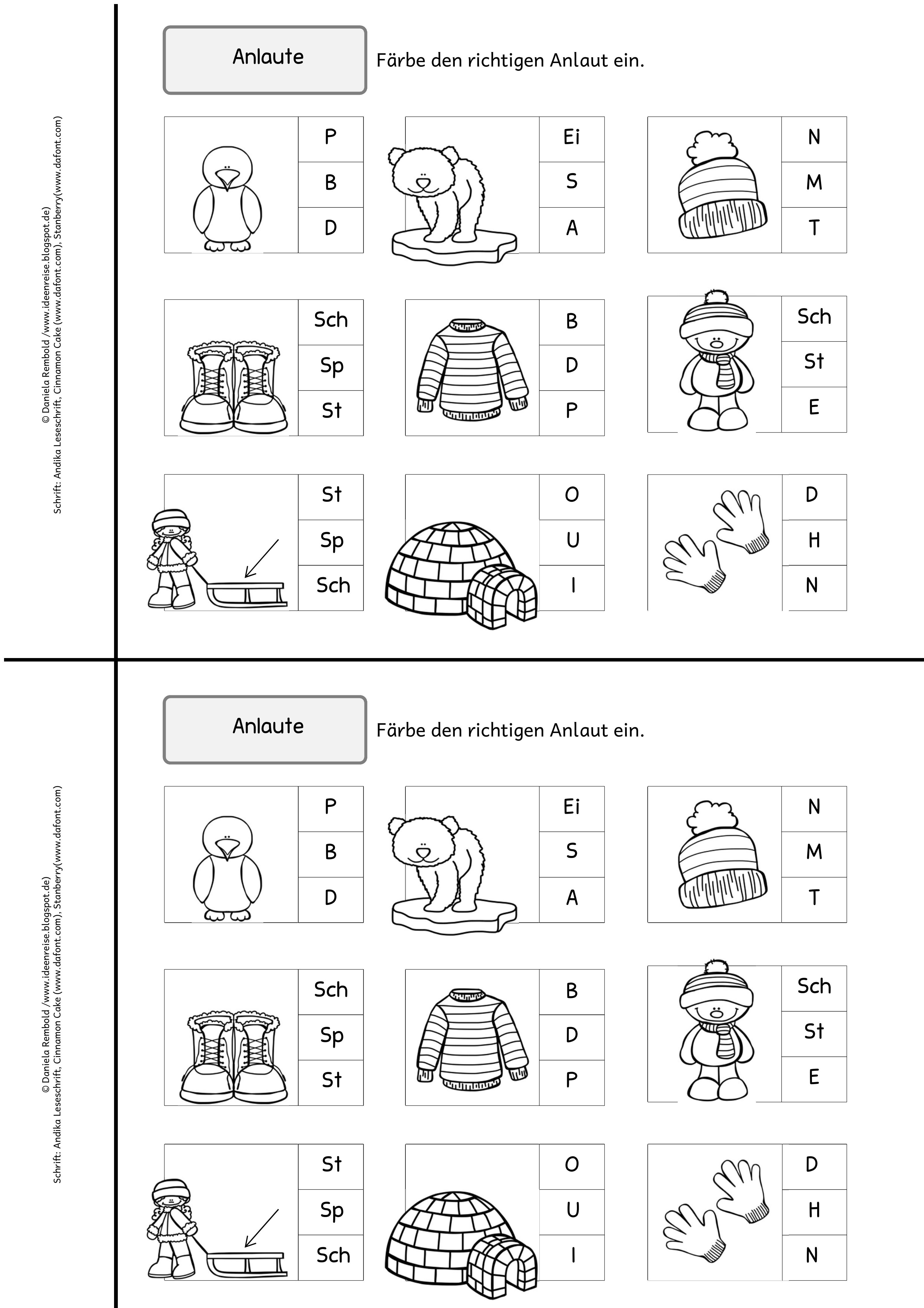 seite 2 von 22 schule 1 klasse deutsch unterricht silben lesen und kinder schule. Black Bedroom Furniture Sets. Home Design Ideas