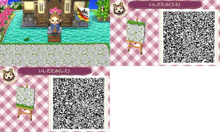 New Leaf Qr Paths Only Animal Crossing New Leaf