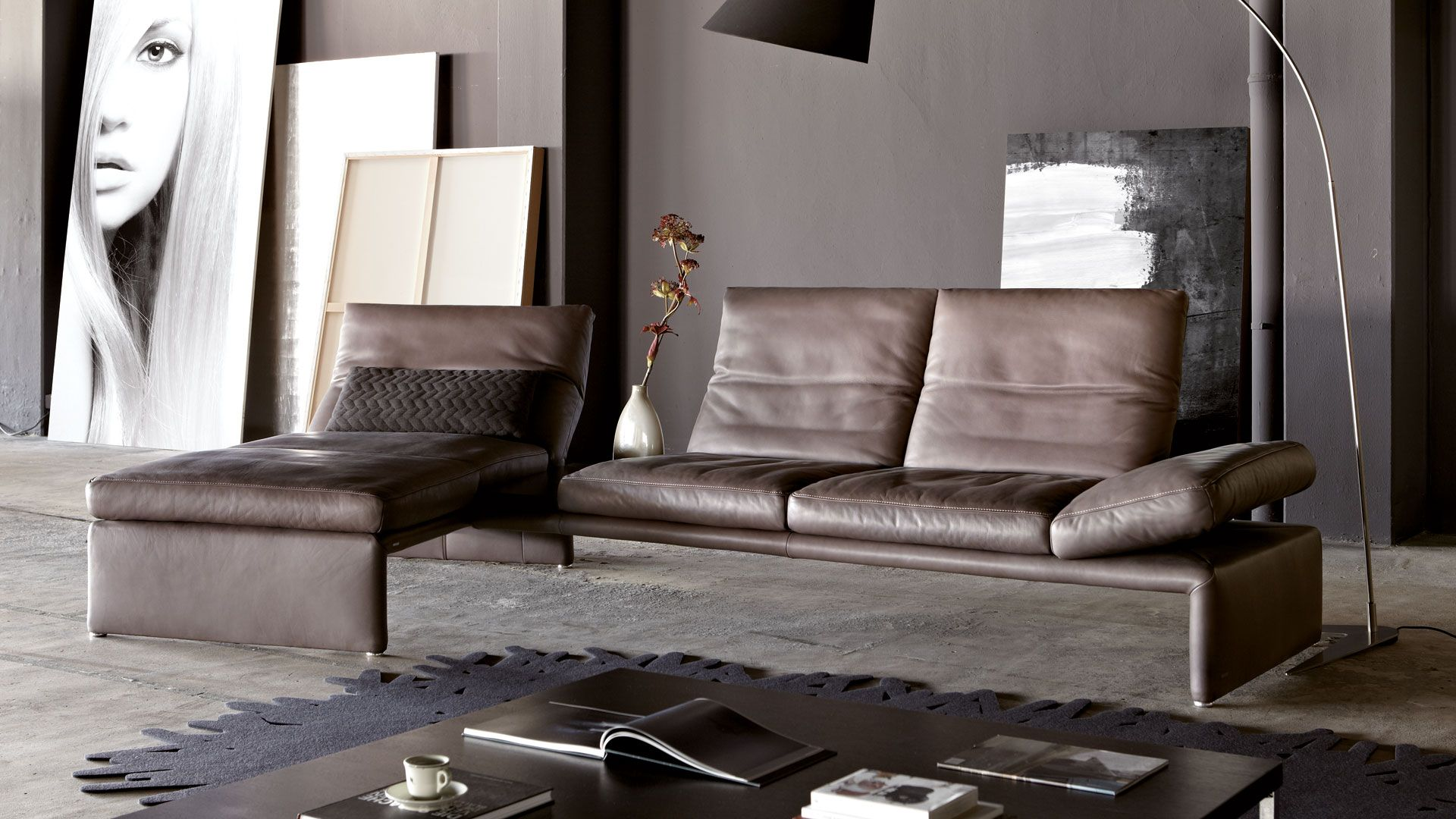 Interio Sofa Aktion Raoul Von Koinor Livingroom Ideas Sofa Designsofa 和 Living