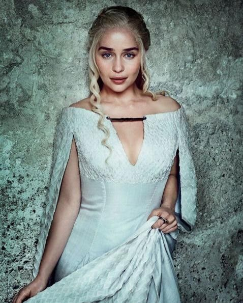 Mimi Mother Of Dragons Game Of Thrones Girl Emilia Clarke