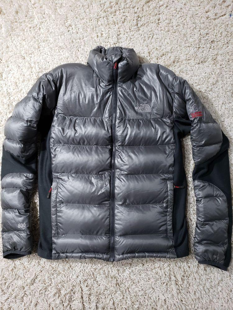The North Face 800 Down Filled Puffer Coat Jacket Summit series Pertex  Quantum M  fashion abe1b561a