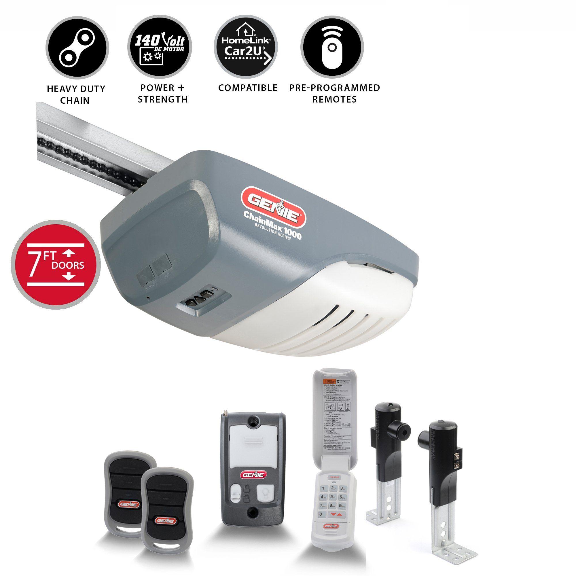 Liftmaster 8065 1 2 Hp Ac Chain Drive Garage Door Opener
