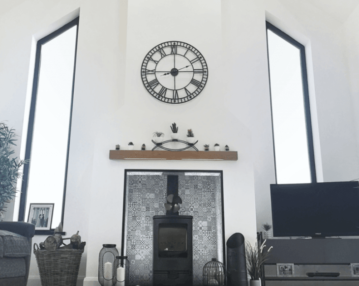 Victorian terrace house: Carol's home is full of colour, art and antique finds | HouseAndHome.ie #terraceapartments