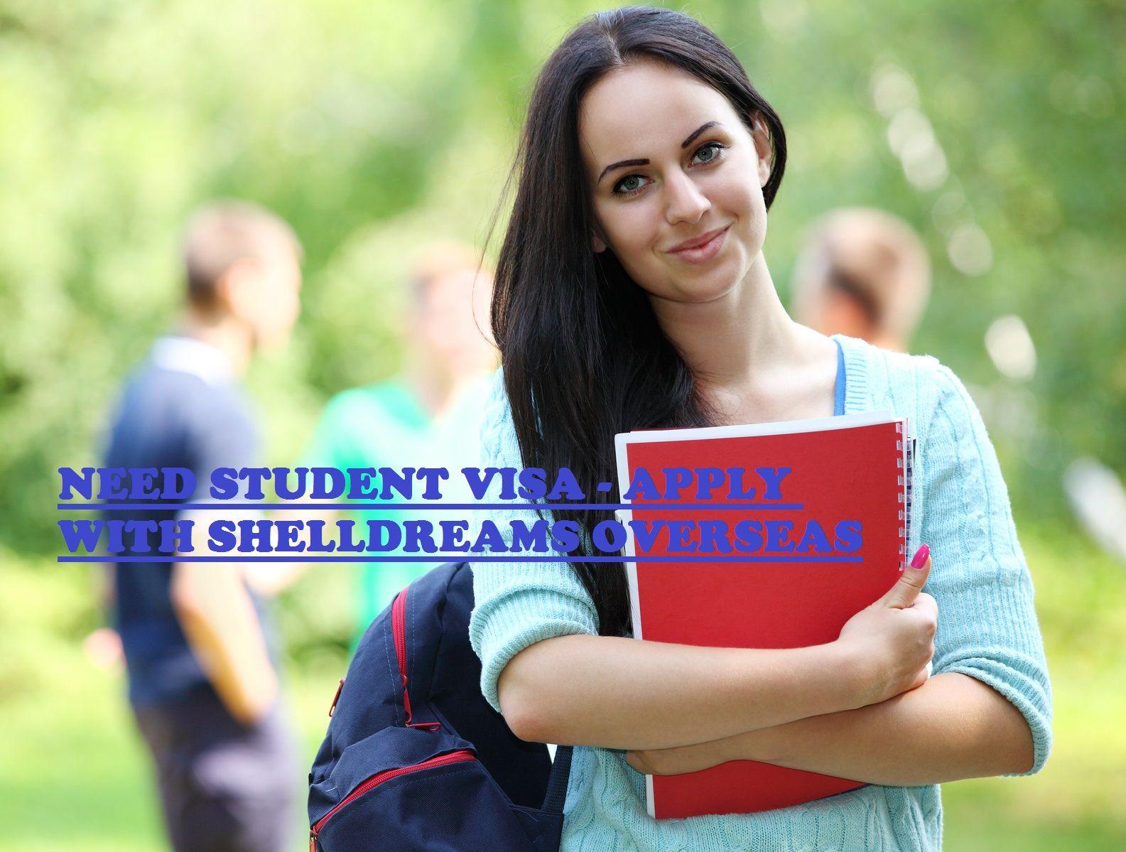 We Provide student Visa for USA, CANADA, AUSTRALIA, NEW