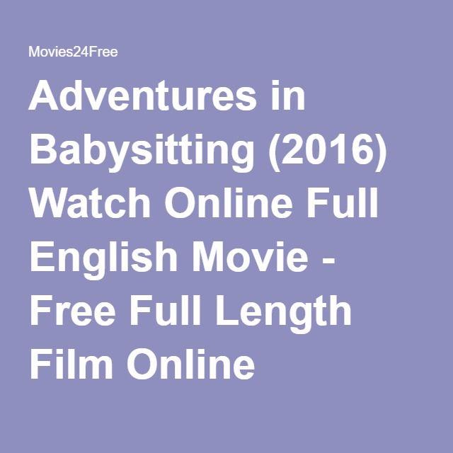 adventures in babysitting full movie watch online