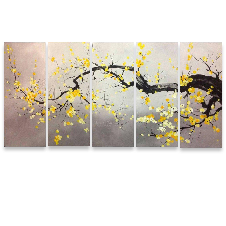 Famous Cherry Blossom Tree Painting Tree Painting Cherry Blossom Tree Blossom Trees
