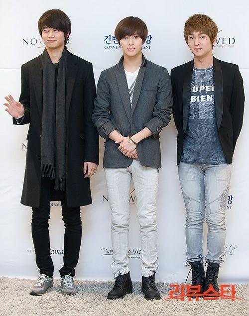 SHINee - Minho, Taemin  Onew