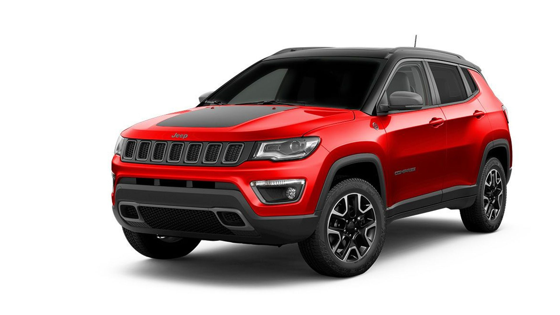 Jeep Compass 2020 India Review di 2020