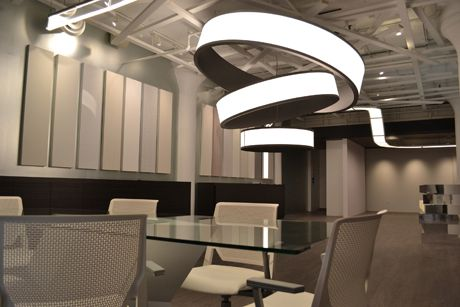 3m architectural markets opens showroom in international - Interior design classes minneapolis ...