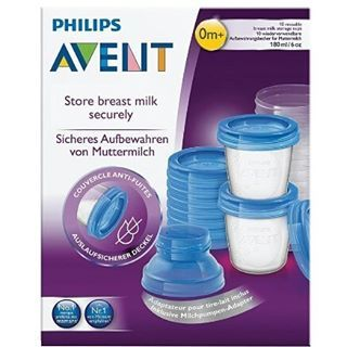 Avent Breast Milk Storage Containers 180ml x 10 #evedeso #eventdesignsource - posted by YourAussiePersonalShopper https://www.instagram.com/youraussiepersonalshopper. See more Baby Shower Designs at http://Evedeso.com