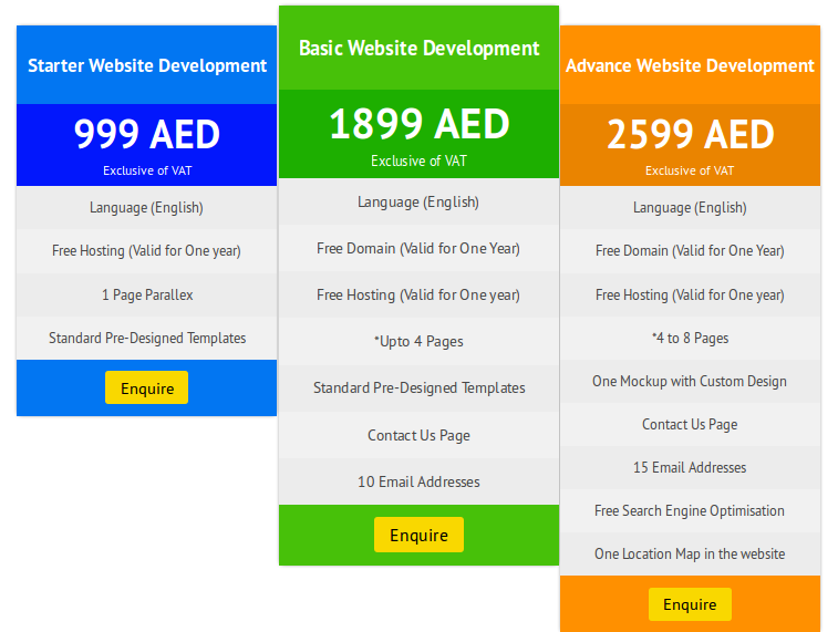Top Web Design Company In Abu Dhabi Dubai And Uae Areed It Services Top Web Designs Basic Website Web Design