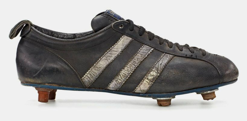 100% authentic ab50b feb82 a history of adidas  classic football boots - designboom   architecture    design magazine