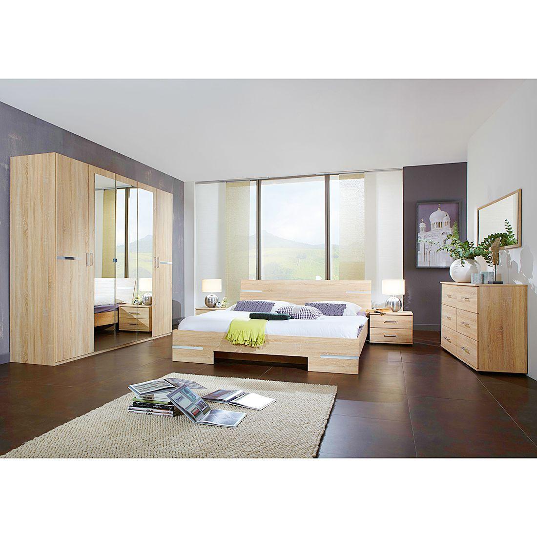 Schlafzimmerset Tulloch (4-teilig) | Schlafzimmersets | Pinterest ...