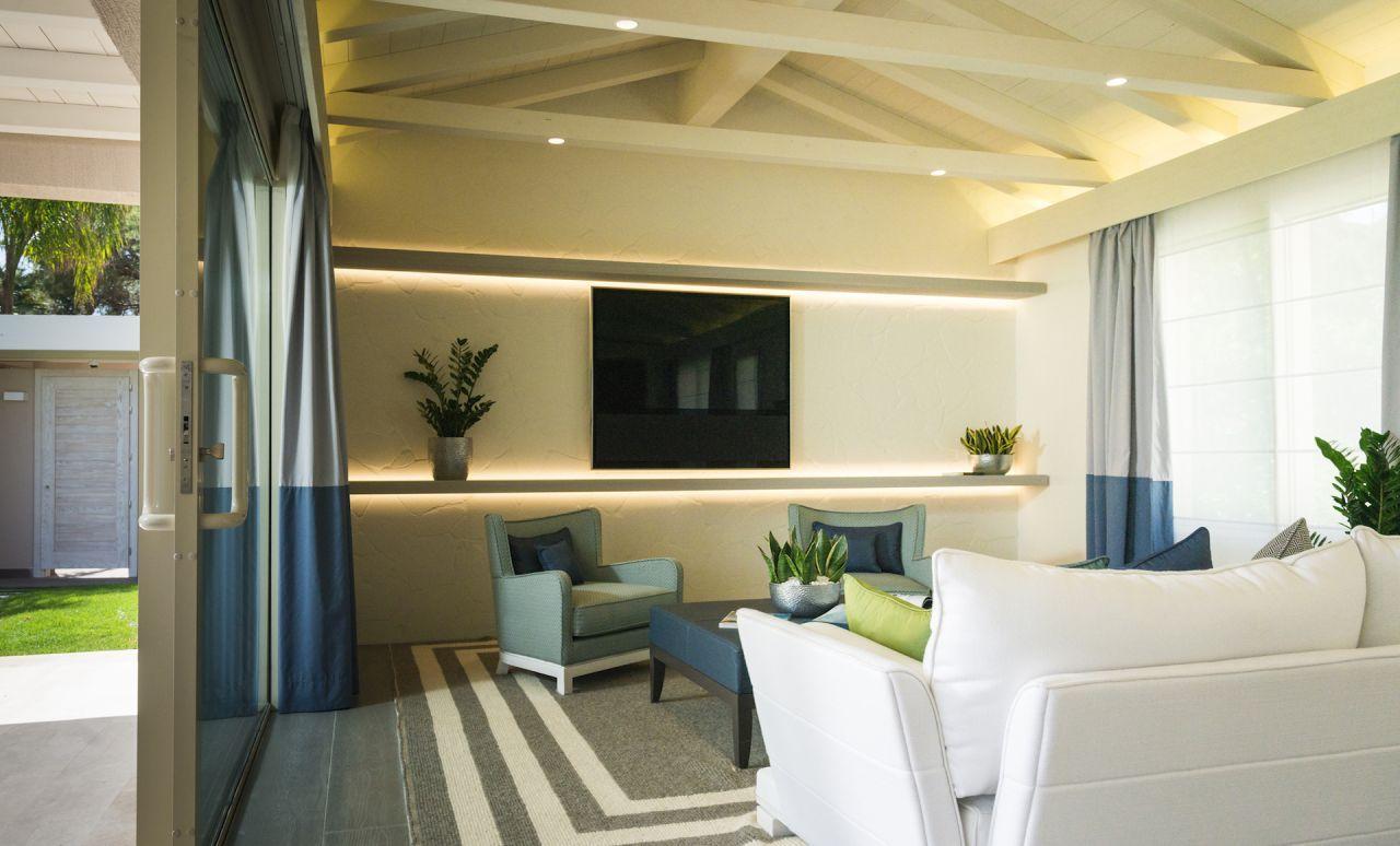 Luxury villa in Sardinia with pool Villa Yasmine Casas