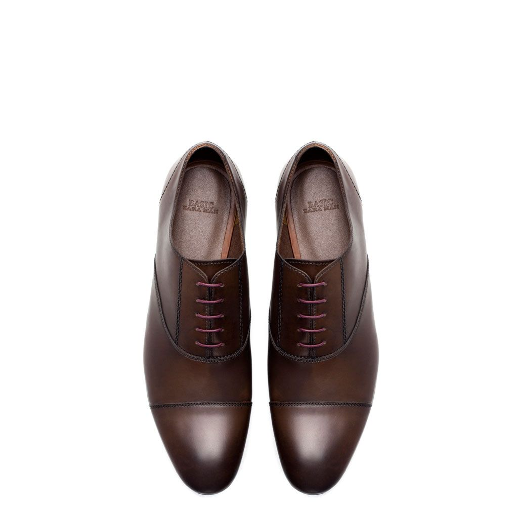 1377f0acb31 FASHION OXFORD SHOE - Shoes - Man - New collection | ZARA United States