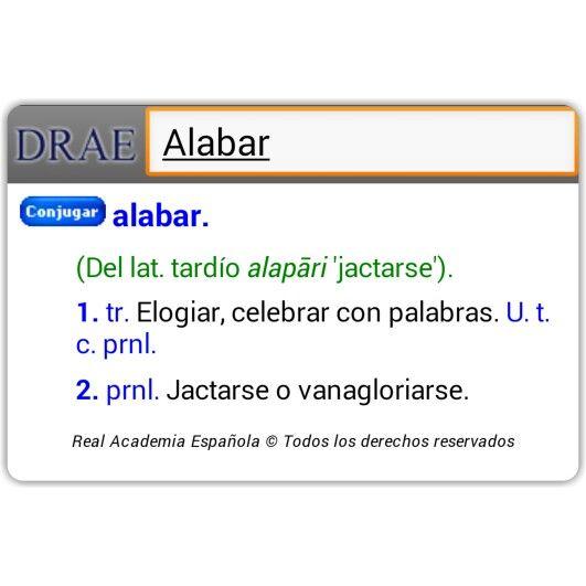 Alabar