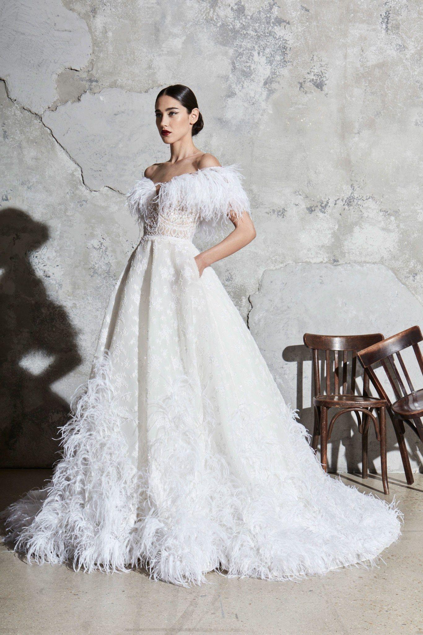 Zuhair Murad Frühjahr/Sommer 18 Bridal - Fashion Shows  Vogue