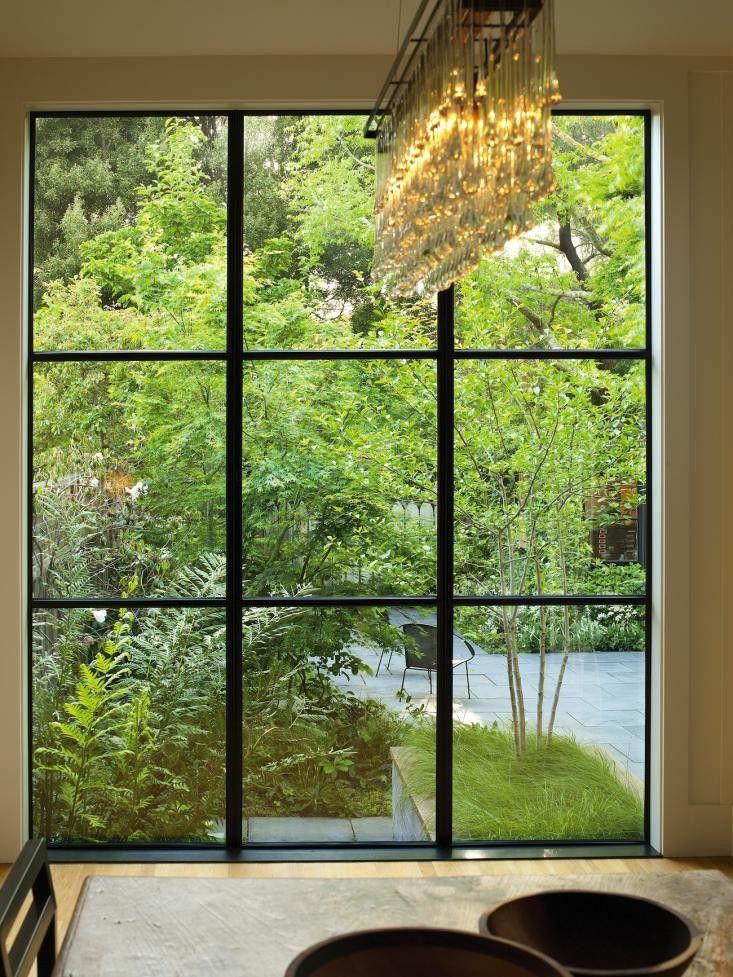 Hardscaping 101 Steel Factory Style Windows And Doors Garden