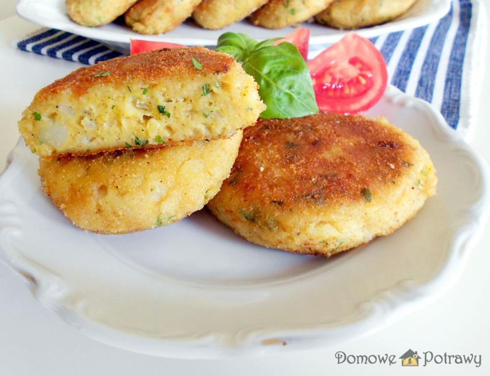 Kotlety Ziemniaczane Domowe Potrawy Baby Food Recipes Food Vegetarian Recipes
