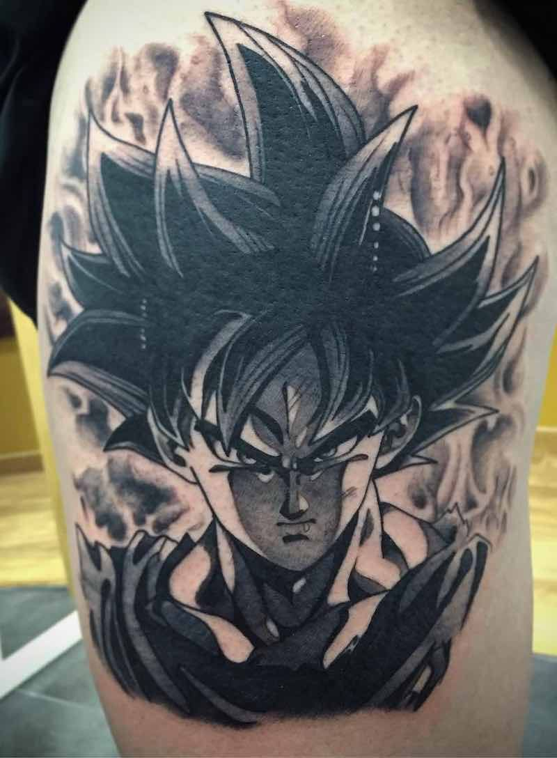 The Very Best Dragon Ball Z Tattoos Tattoos Tattoos Z Tattoo