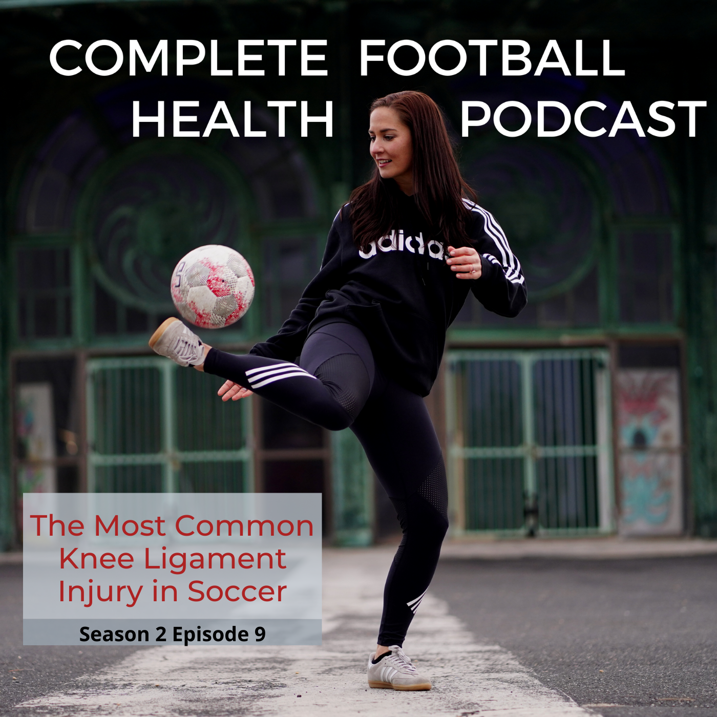 The Most Common Knee Ligament Injury In Soccer In 2020 Football Health Health Podcast Sports Physical Therapy