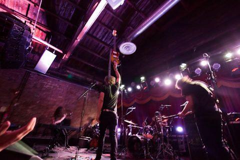 "Phosphorescent Live at Brooklyn Bowl // Photo via Bowery Present's ""The House List"" :: #BrooklynBowl > #BoweryPresents > #LiveMusic > #Brooklyn > #Entertainment > #NYCEvents"