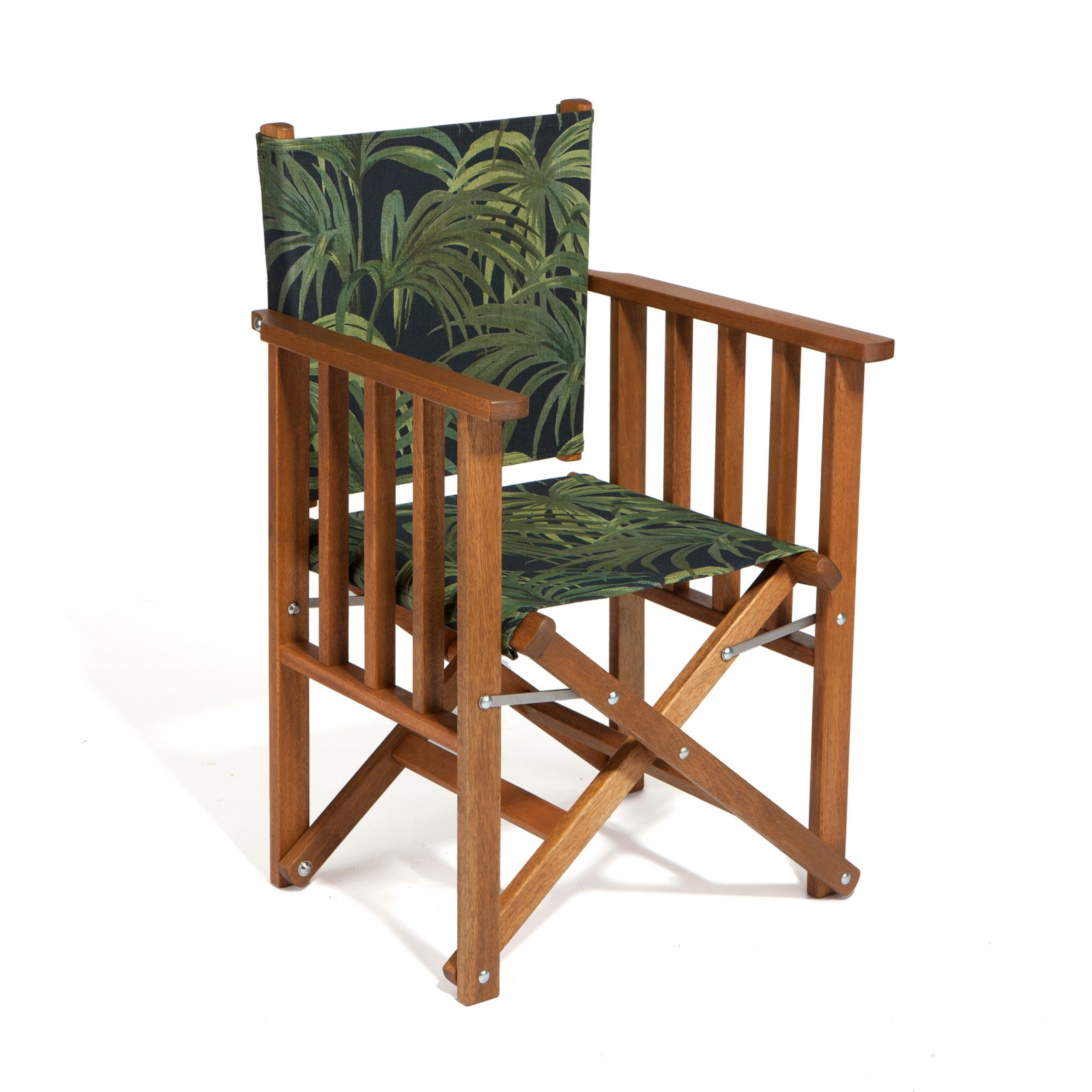 PALMERAL Tennis Deck Chair Midnight Green