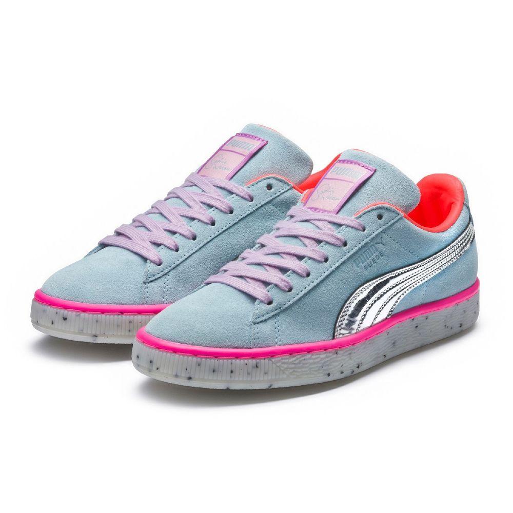 e3d9f3991140bb PUMA PUMA x SOPHIA WEBSTER Suede Candy Princess Women s Sneakers Woman Low  Boot