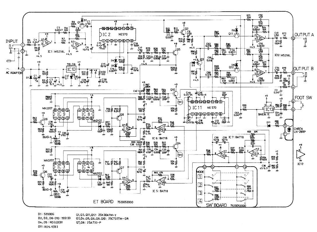 Chorus Effect Schematic - Custom Wiring Diagram • on fender super reverb schematic, fender ultimate chorus specs, fender princeton 650 schematic, fender power chorus schematic, fender princeton 112 schematic, roland jazz chorus schematic, fender frontman 15g schematic, fender amp manuals, fender pro reverb schematic, fender deluxe 85 schematic, fender frontman 25r schematic, fender blues deluxe schematic, fender the twin schematic, princeton reverb schematic, fender princeton 65 schematic, fender hot rod deville schematic, fender amp schematics, fender m 80 manual, fender frontman 212r schematic, fender champ schematic aa764,