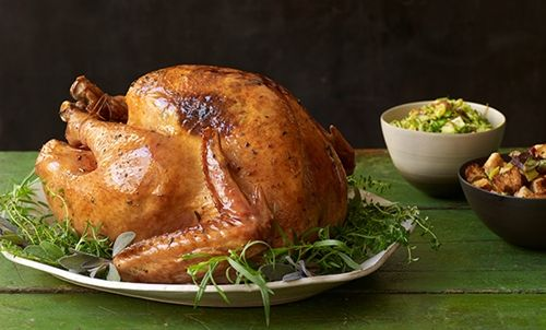 Thanksgiving Recipes, Menus, and Cooking Tips
